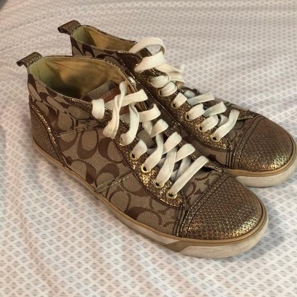 Coach Shoes   Coach Womens Sneakers
